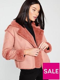 river-island-short-coat-pink