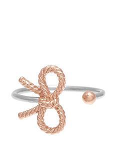olivia-burton-olivia-burton-silver-and-18k-rose-gold-vintage-bow-ring