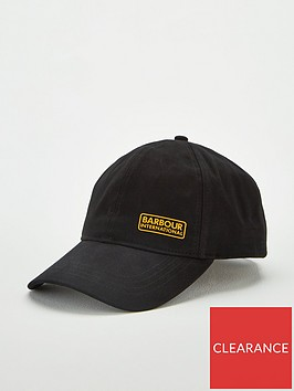 barbour-international-drill-sports-cap