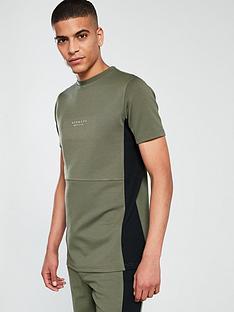 hermano-chest-panel-jersey-t-shirt