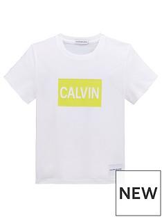 calvin-klein-jeans-boys-logo-short-sleeve-t-shirt-white