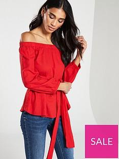 4cbb25d307 Red   Blouses & shirts   Women   www.very.co.uk