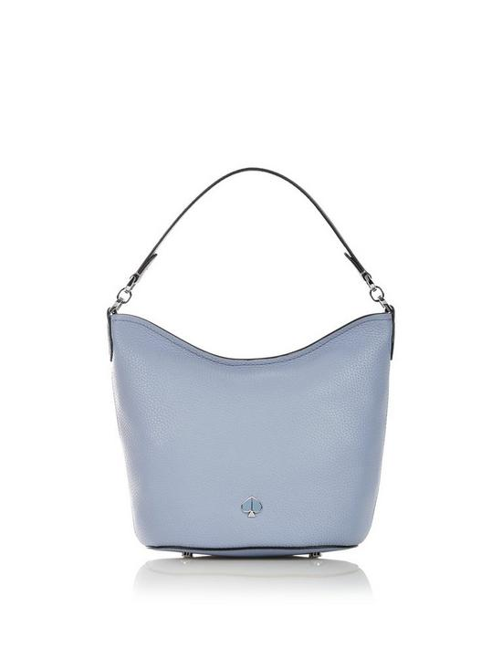 c43da0e288f1 Kate Spade New York Polly Hobo Cross-Body Bag - Blue