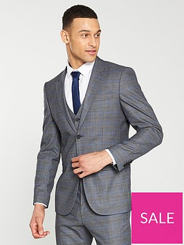 v-by-very-regular-fit-check-suit-jacket