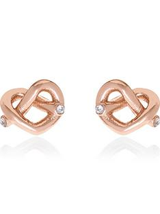 kate-spade-new-york-loves-me-knot-stud-earrings-rose-gold