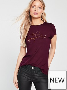 ted-baker-drop-ted-gorgeous-fitted-t-shirt-dark-rednbsp