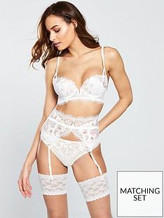 c5c518857b1 Ann Summers Camealia Bridal Suspender - Ivory