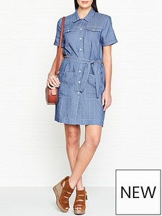 7-for-all-mankind-short-sleeve-bayside-dress-light-blue
