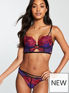 ann-summers-azealia-longline-plunge-bra-purple-red