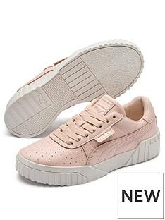 ee531f0c972 Puma Cali Emboss - Pink