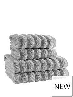 bianca-cottonsoft-4-piece-ribbed-cottonsoft-towel-bale