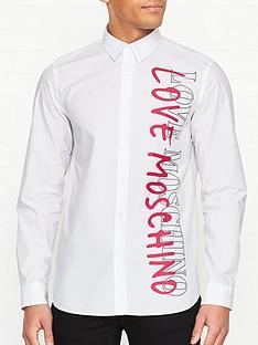 love-moschino-print-shirt-white