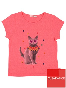 billieblush-girls-short-sleeve-cat-print-t-shirt-fuchsia