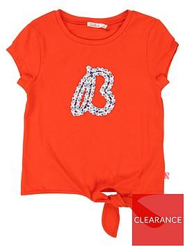 billieblush-girls-short-sleeve-tie-front-embellished-t-shirt-orange