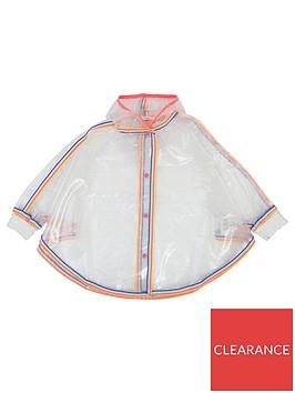 billieblush-girls-glittery-hooded-rain-cape-multi