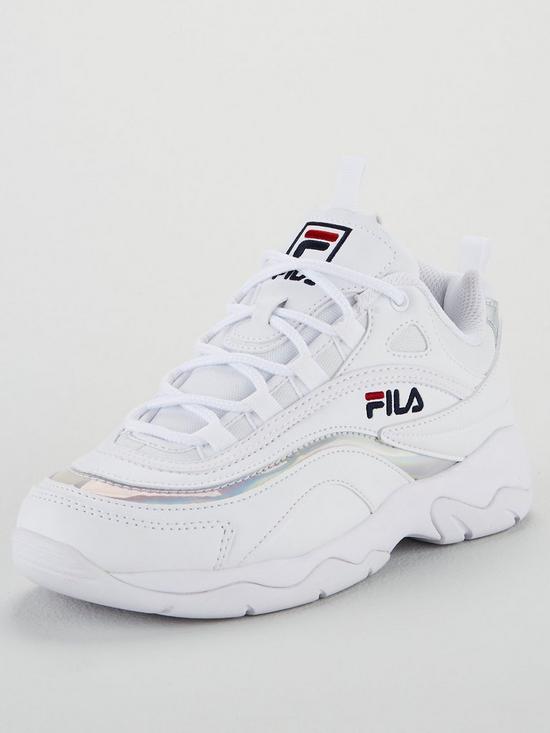 14751a18f41e Fila Ray - White