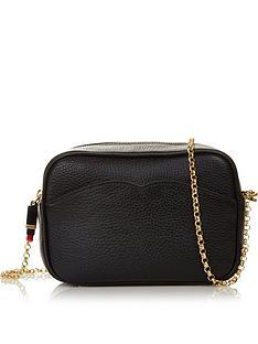 lulu-guinness-amber-grainy-leather-crossbody-bag-black