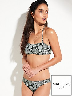 v-by-very-bandeau-snake-print-bikini-top