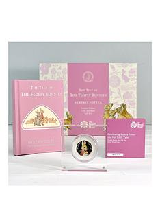 royal-mint-peter-rabbit-the-flopsy-bunnies-50p-coin-book-set