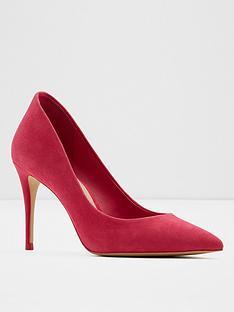 afbe3bab96 Aldo Traycey Heeled Court Shoe