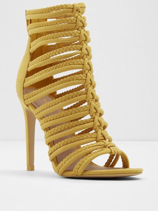 Image result for Aldo Rorka Strappy Heeled Sandal