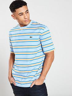 lacoste-live-striped-t-shirt-multi-coloured