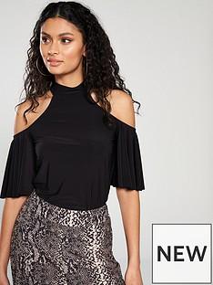v-by-very-cold-shoulder-high-neck-top-black