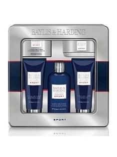 baylis-harding-baylis-harding-sports-citruslime-mint-tin-gift-set