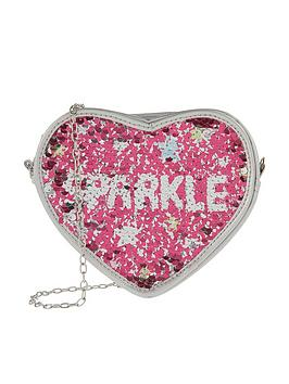 monsoon-girls-sparkle-star-heart-bag