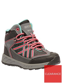 regatta-samaris-mid-junior-walking-boots-greypinkblue