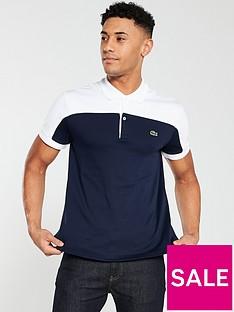 lacoste-sportswear-colour-block-polo-shirt-navywhite
