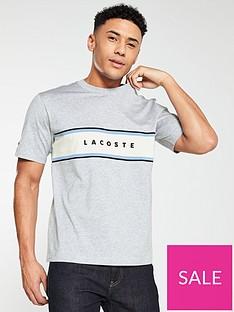 lacoste-sportswear-chest-panel-t-shirt-grey