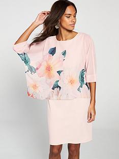 e6798476b7 Wallis Wallis Spring Twinkle Bloom Overlayer Dress