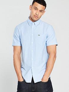 lacoste-sportswear-short-sleeve-shirt-blue