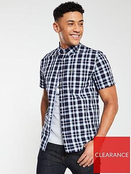 lacoste-sportswear-short-sleeve-check-shirt