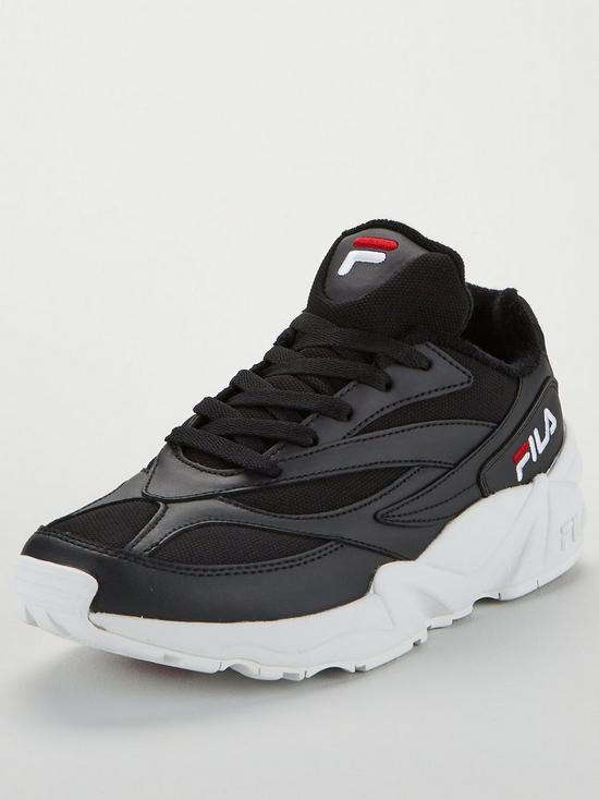 Fila Venom Low - Black White  b5e3b3d717994