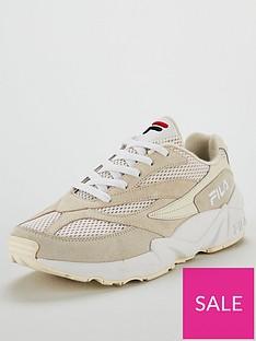 fila-venom-low-trainers-beige