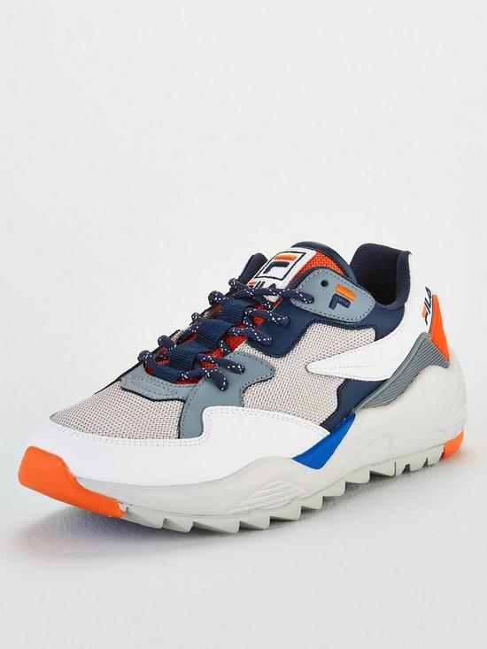 d7f6eae17a18 Fila Vault CMR Jogger CB Low - Grey Orange