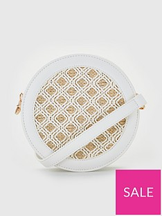 v-by-very-piza-round-crossbody-bag-with-raffia-insert