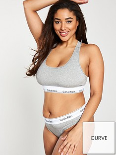 calvin-klein-modern-cotton-plus-unlined-bralette-grey-heathernbsp