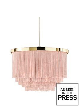 michelle-keegan-home-sabina-tassel-easy-fit-light-shade