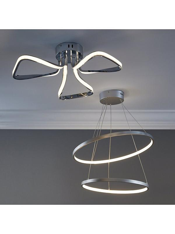 sports shoes 87084 56411 Cyrus LED Hoop Ceiling Light