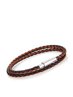 hugo-leather-bracelet