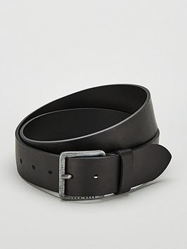 boss-casual-leather-belt-black