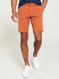 farah-hawk-chino-shorts-goldfish