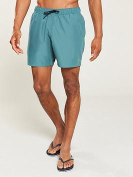 farah-colbert-plain-swim-shorts-green