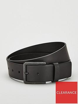 hugo-smooth-leather-belt