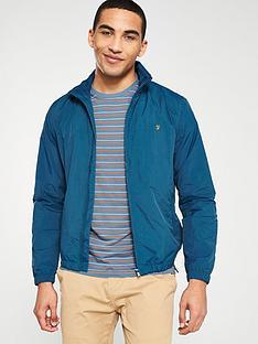 farah-dougans-jacket-blue