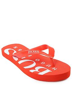 97864602b50f BOSS Boys Logo Flip Flop