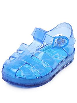 boss-toddler-jelly-sandals-turquoise